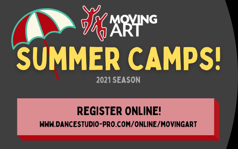 2021 Summer Camp Info