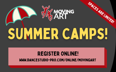 Summer Camps – Register Now!