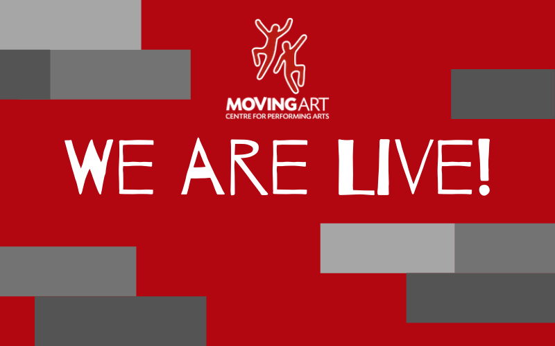 Moving Art's New Website is Live!