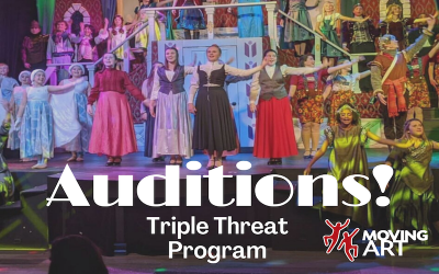 Audition for our Triple Threat Program!