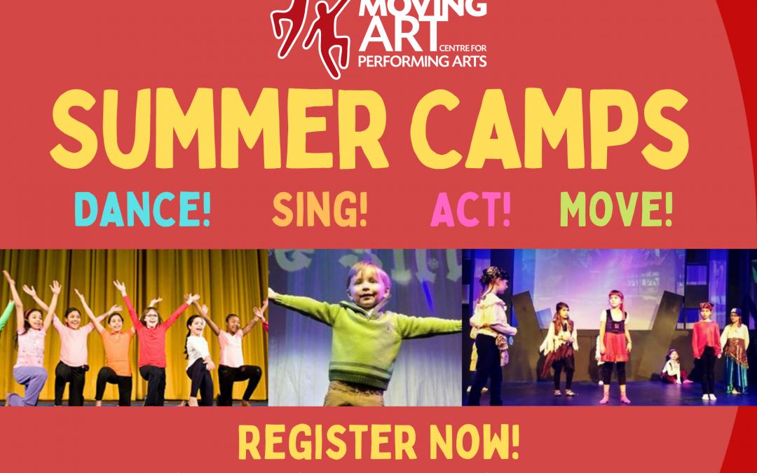 Register for Summer Camp!